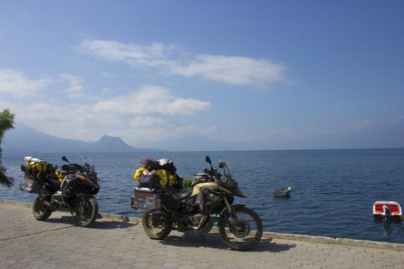 Bikes Near The Lake