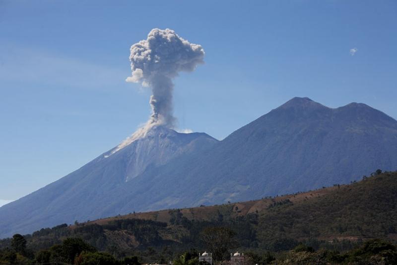 Fuego Eruption_1