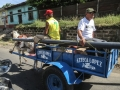Nica delivery cart