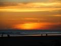 La Tortuga sunset