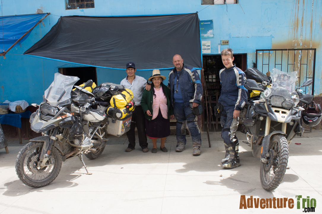 Peru Part 1 through Lima-11
