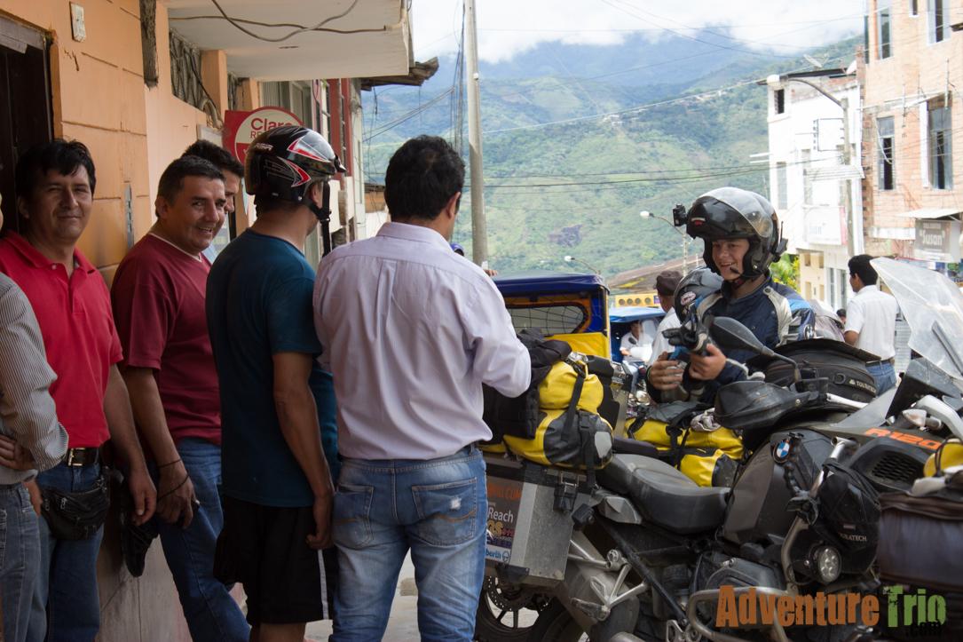 Peru Part 1 through Lima-4