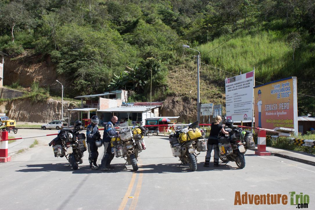 Peru Part 1 through Lima