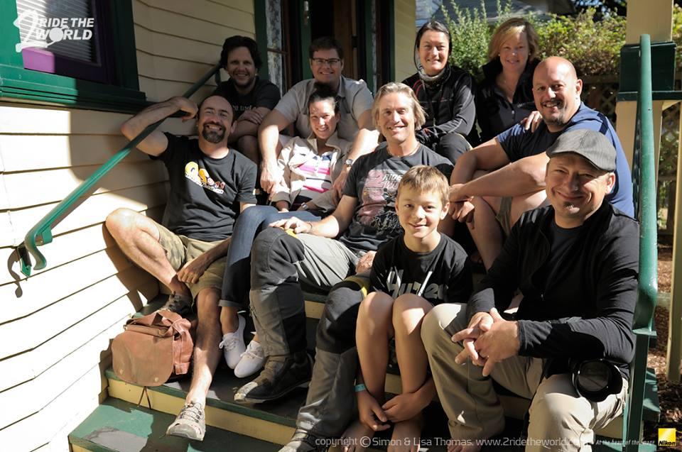 MOA house crew