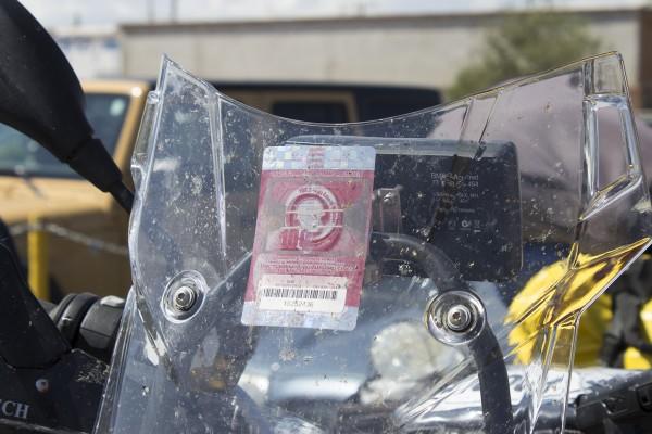 TVIP permit