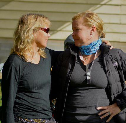 Sandy & Carla