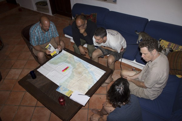 Friends with Maps
