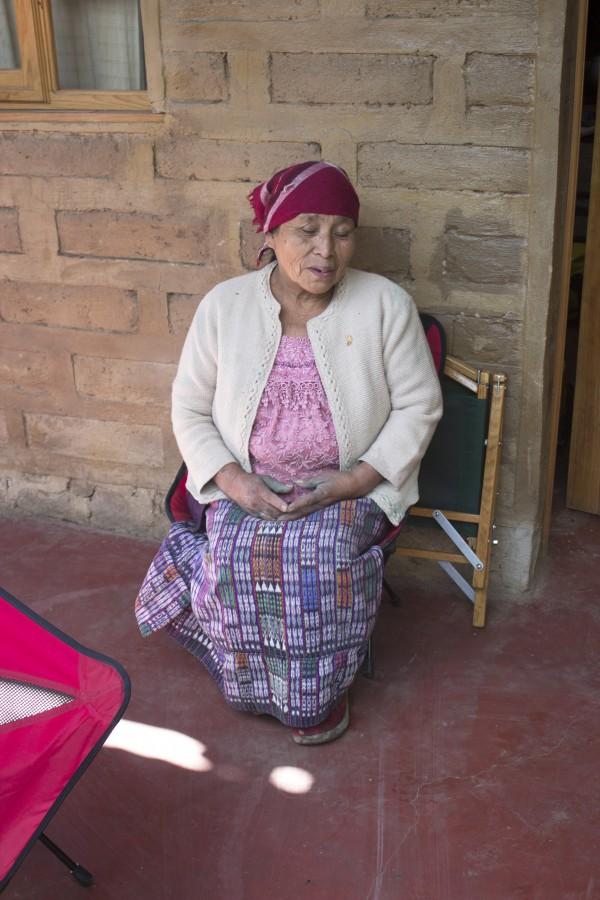 Grandma in The Chair