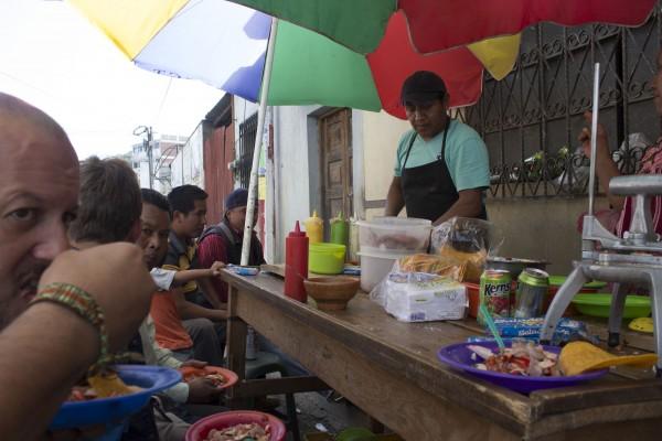 Roadside Ceviche