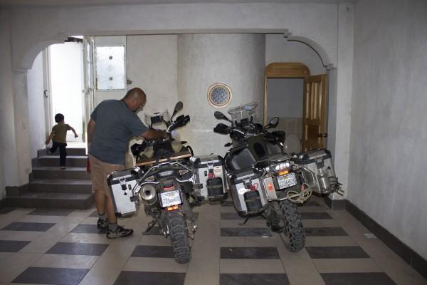 Safe Bike Parking