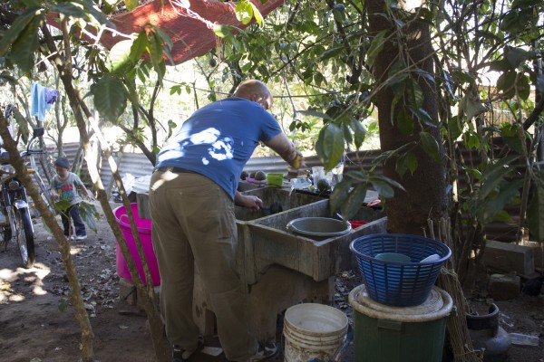 Terry Doing Dishes_1